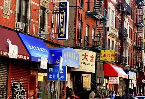 New-York: coups de coeur dans Lower Manhattan, Chinatown et Little Italy