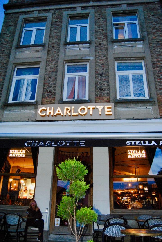Charlotte café Bruxelles