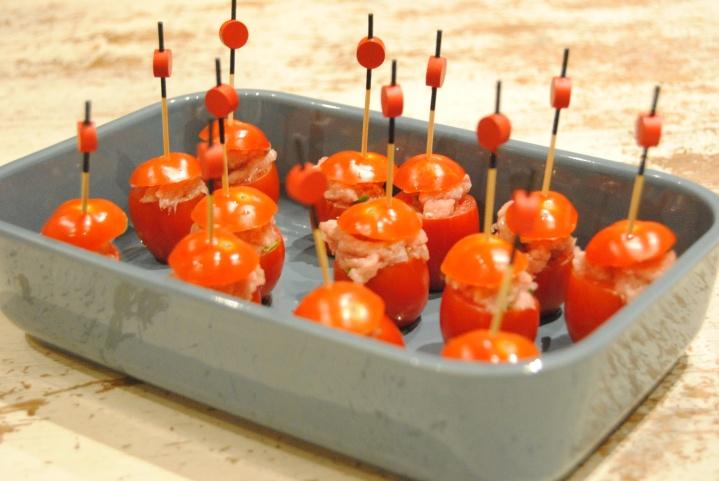 Zak de Noël #4: les mini tomatescerises